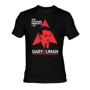 Gary Numan - The Pleasure Principle Live T-Shirt