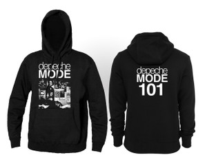 Depeche Mode - 101 Hooded Sweatshirt