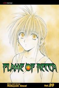 Flame of Recca Vol. 20