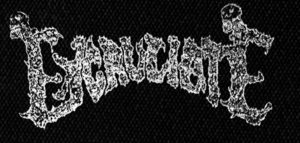 "Excruciate - Logo 6x3"" Printed Patch"