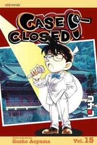 Case Closed Vol. 15 Manga Book