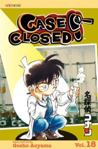 Case Closed Vol. 18 Manga Book