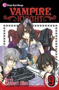 Vampire Knight Vol. 9 Manga Book