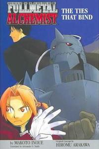Fullmetal Alchemist The Ties That Bind Vol. 5 Manga Book
