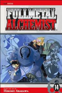 Fullmetal Alchemist Vol. 14 Manga Book