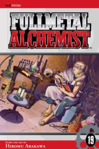 Fullmetal Alchemist Vol. 19 Manga BookManga Book