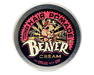 Cock Grease's Beaver Cream Light Pomade for Her