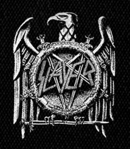 "Slayer - Imperial Eagle 4x5"" Printed Patch"