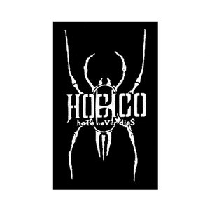 "Hocico - Spider 5x4"" Printed Patch"