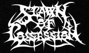 "Spawn of Possession - Logo 6x4"" Printed Patch"