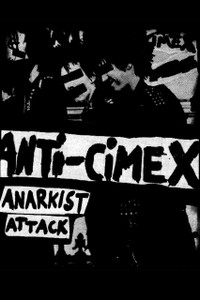 "Anti-Cimex - Anarkist Attack 12x18"" Poster"