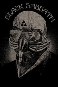 """Black Sabbath - Tour 12x18"""" Poster"""