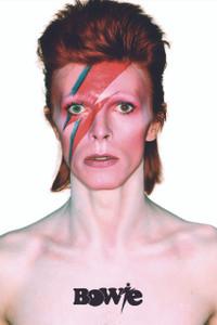 "David Bowie - Aladdin Sane 12x18"" Poster"