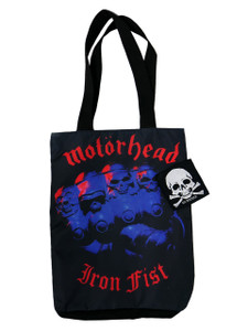 Go Rocker - Motorhead - Iron Fist Shoulder Bag