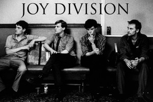 "Joy Division 12x18"" Poster"