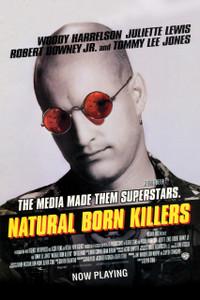 "Natural Born Killers 12x18"" Poster"