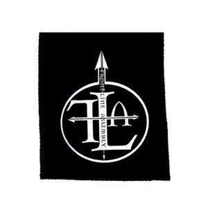 "Front Line Assembly -  Logo 5x5"" Printed Patch"