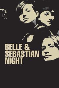 "Belle and Sebastian Night 12x18"" Poster"