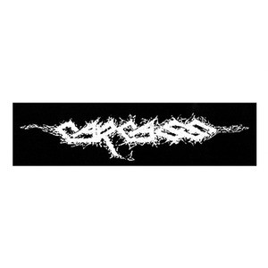 "Carcass - Old Logo 7x1.5"" Printed Patch"