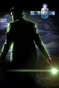 "Dr. Who Sonic Screwdriver 24x36"" Poster"