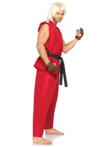 Street Fighter 4 PC. Ken Halloween Costume