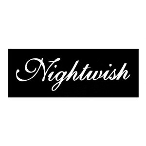 "Nightwish - Logo 8x3"" Printed Patch"