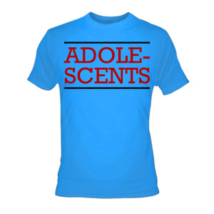 Adolescents Turquoise T-Shirt