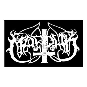 "Marduk - Logo 6x4"" Printed Patch"