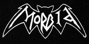 "Morbid - Logo 11x6"" Printed Patch"