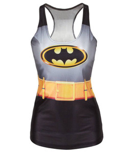 Batsuit Tank Top