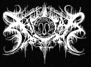 "Xasthur - Logo 6x5"" Printed Patch"