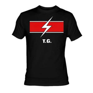 Throbbing Gristle - Logo T-Shirt