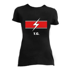 Throbbing Gristle - Logo Blouse T-Shirt