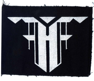 "Feindflug - ""F"" Logo 7x5"" Printed Patch"