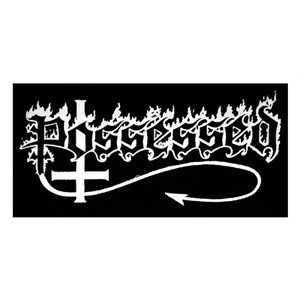"Possessed - Logo 8x5"" Printed Back Patch"