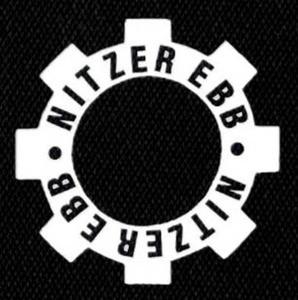 "Nitzer Ebb - Logo 5x5"" Printed Patch"