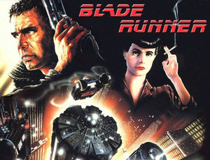 "Blade Runner 4x5.25"" Color Patch"