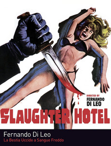 "Slaughter Hotel 4x5.25"" Color Patch"