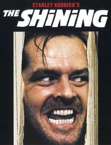 "The Shining - Here's Johnny! 4x5.25"" Color Patch"