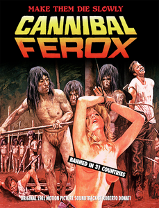 "Cannibal Ferox 4x5.25"" Color Patch"
