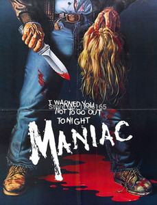 "Maniac 4x5.25"" Color Patch"