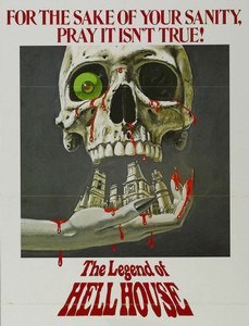 "The Legend of Hell House 4x5.25"" Color Patch"