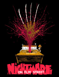 "A Nightmare on Elm Street 4x5.25"" Color Patch"
