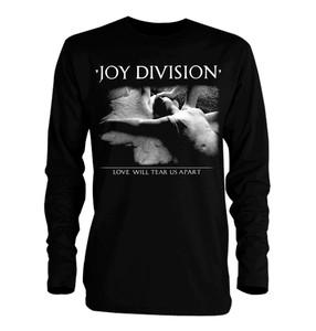 Joy Division - Love Will Tear Us Apart Long Sleeve T-Shirt