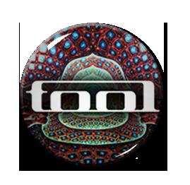"""Tool - 10 000 Days 1"""" Pin"""