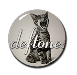 "Deftones - (Like) Linus 1"" Pin"