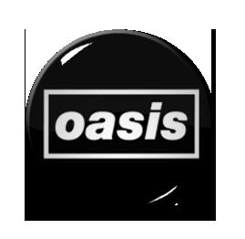 """Oasis - Logo1"""" Pin"""