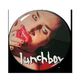 "Marilyn Manson - Lunchbox 1"" Pin"