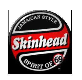 """Spirit of '69 1"""" Pin"""