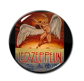 "Led Zeppelin - Icarus 1"" Pin"